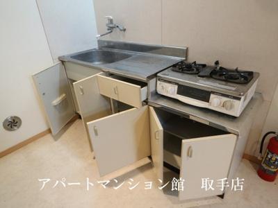 【キッチン】カーペンターハウス