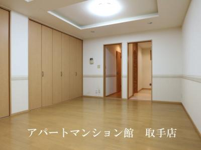 【居間・リビング】カーペンターハウス