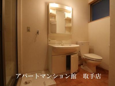 【独立洗面台】カーペンターハウス