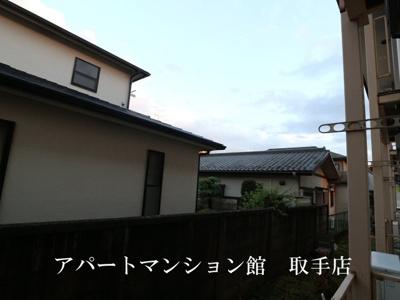 【展望】カーペンターハウス