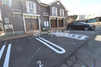【駐車場】リッツハウス ヴィラ