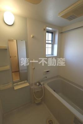 【浴室】リッツハウス ヴィラ