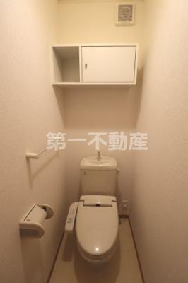 【トイレ】リッツハウス ヴィラ