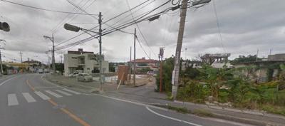 【前面道路含む現地写真】うるま市川崎 第1 3号棟