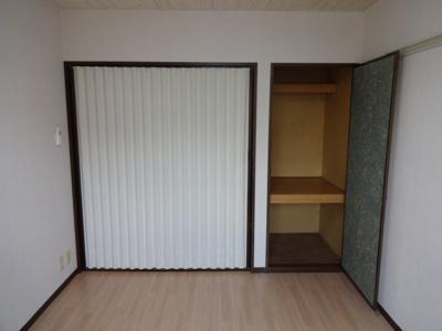 【収納】クレセントハウス