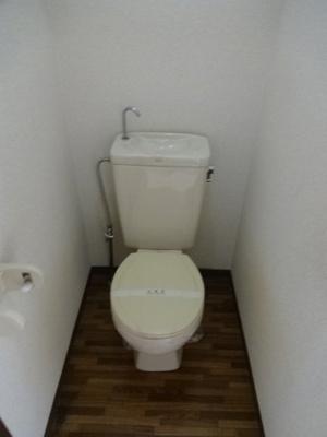 【トイレ】クレセントハウス