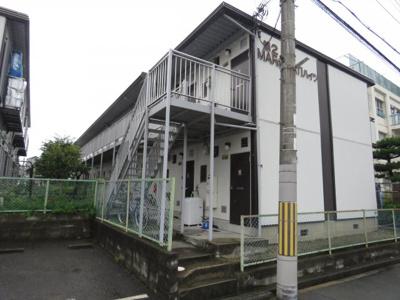 【エントランス】第2丸町ハイツ