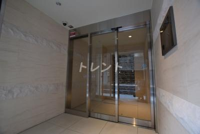 【エントランス】オープンレジデンシア日本橋三越前