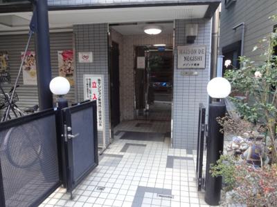 【エントランス】メゾンド根岸