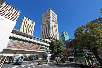 【外観】ステーションガーデンタワー