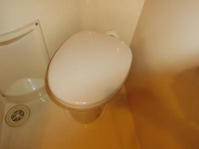 【トイレ】プラザミリエールA棟