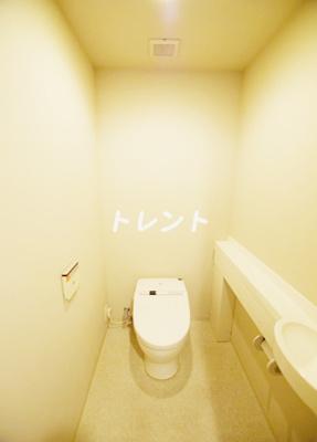 【トイレ】パークコートジオ永田町