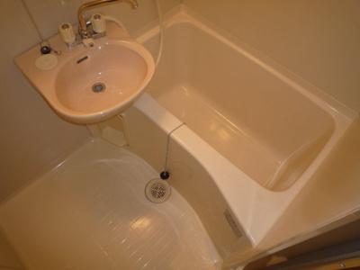 【浴室】メゾンテレサ