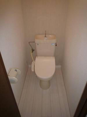 【トイレ】メゾンテレサ