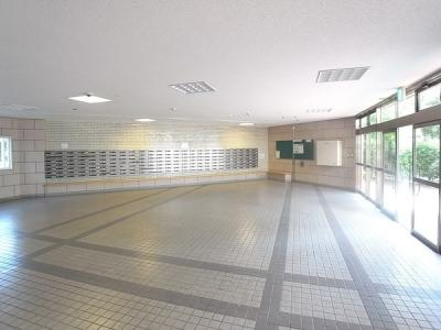 【エントランス】武庫川あおぞらのまち25号棟