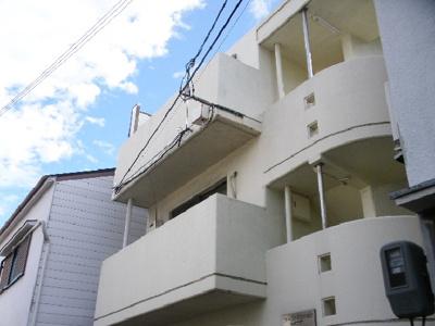 【外観】ファーストマンション