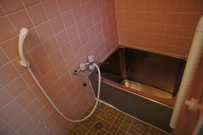 【浴室】橘3丁目貸家