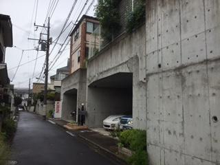 「大田区南久が原1丁目 売地 」 前面道路