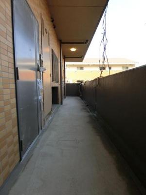 グリンデルヴァルトの廊下