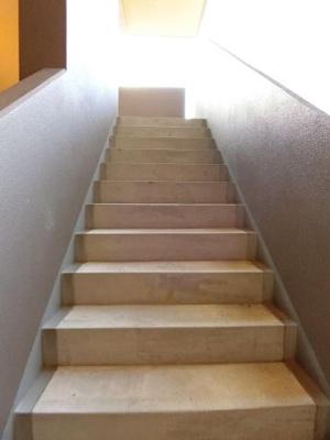 グリンデルヴァルトの階段