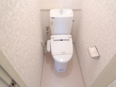 【トイレ】グリーンハイツ志月Ⅱ