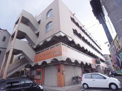 【外観】ハイローズマンション1番館