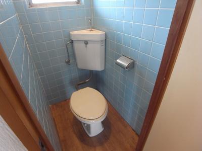 【トイレ】ハイローズマンション1番館
