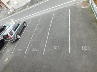 【駐車場】しんらいB