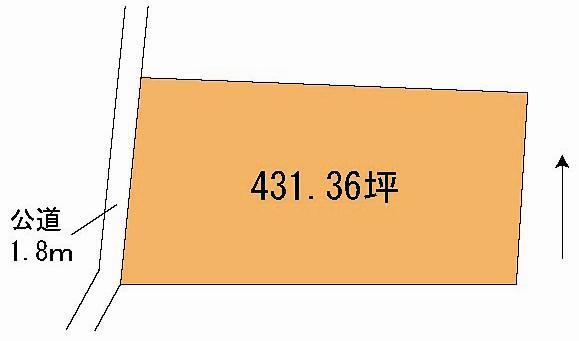 【土地図】吉沢町土地