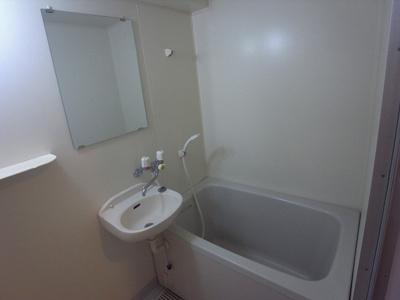 【浴室】ビューハイツ四條畷