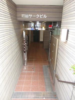 【エントランス】町田サークビル