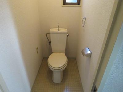 【トイレ】ツイン88 N棟