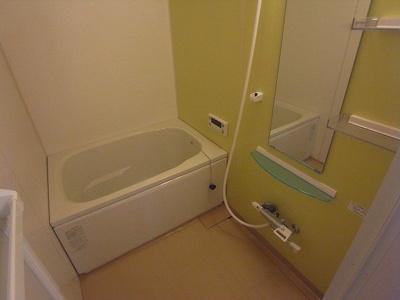 【浴室】フィレストメゾンエンⅡ