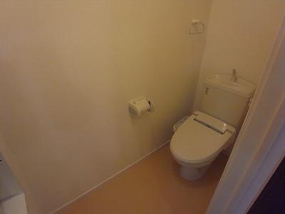 【トイレ】フィレストメゾンエンⅡ