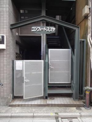 【エントランス】コンフォートスズヤ