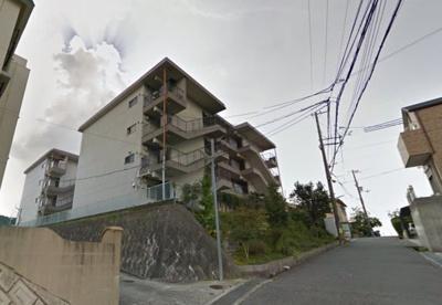【外観】山の街サンクレバA棟