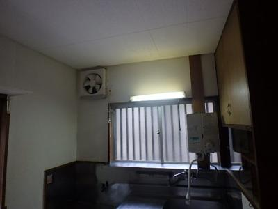 【キッチン】さくら荘