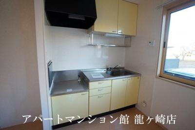 【キッチン】メゾンプリーク