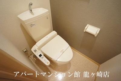 【トイレ】メゾンプリーク