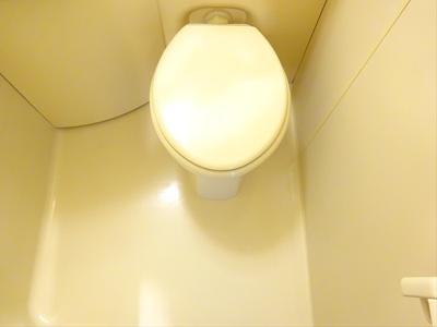 【トイレ】ラ・メゾン・ブランシェ服部