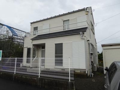 【外観】南アルプス小泉戸建賃貸住宅
