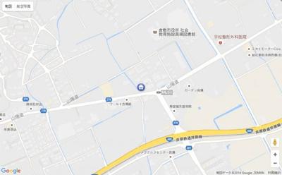 【地図】ネオグランディールⅠ