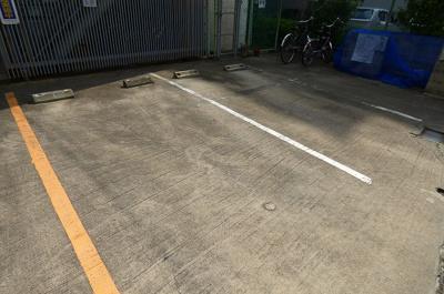 【駐車場】高瀬ハイツ