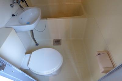 【トイレ】高瀬ハイツ