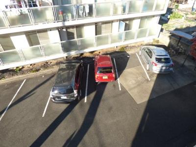 【駐車場】ゼンコウコーポラス6