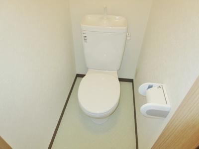 【トイレ】軽里2丁目貸家