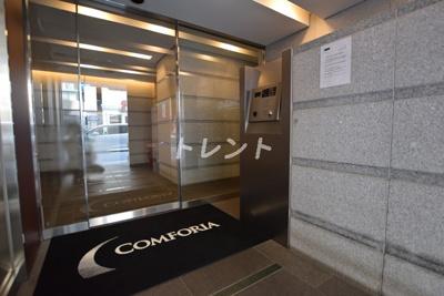 【エントランス】コンフォリア日本橋人形町イースト