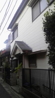 【外観】練馬区田柄三丁目戸建