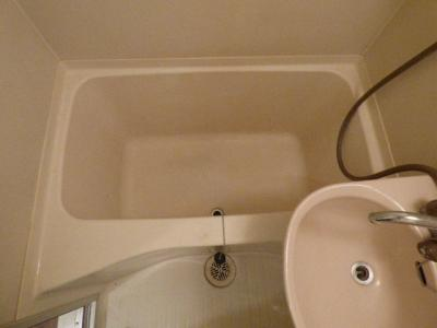【浴室】フローレスシャトー