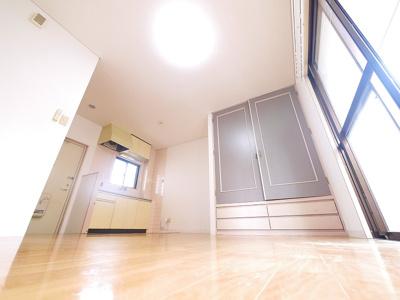 共有部分の階段と通路です